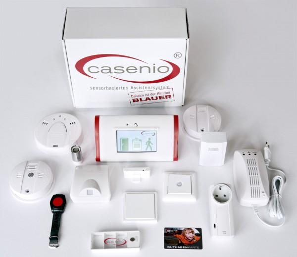 Casenio telemonitoring